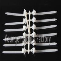 Buy cheap push amount fir tree cable tie mould from wholesalers