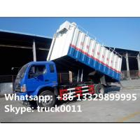 Wholesale forland 18cbm bulk grains transported truck with factory price,Forland 18cubic meters bulk grains van truck for sale from china suppliers
