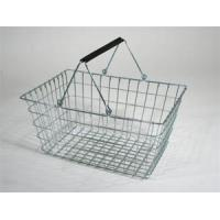 Wholesale shopping wire basket from china suppliers