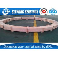 Wholesale Slewing Ring Single Row Bearings Four Point Contact Ball For Lifting Machinery from china suppliers