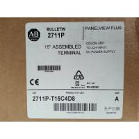 """China Allen Bradley 2711P-T15C4D8 2711P-T15C4D9 HMI Touch Screen PANELVIEW PLUS 15"""" for sale"""
