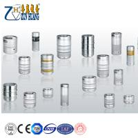 Wholesale Stainless steel beer keg and beer barrel for Euro, US, DIN standard from china suppliers