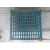 Wholesale Editorial Command Room Trunking Raised Floor Air flow Steel Grid from china suppliers