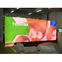 Buy cheap Super HD Advertising Aluminum P4 Epistar Indoor Led Screens Nova Control System cabinet 15kg from wholesalers