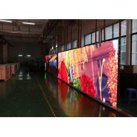 Wholesale Super Thin P6.25 Indoor Rental Led Screen Hd / Customized Led Video Display from china suppliers