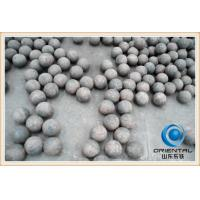 Wholesale HRC 58-64 High Hardness B2 Steel Grinding Balls For Mining and Mine Mill from china suppliers