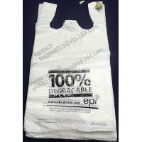 Wholesale D2W Carrier, t shirt bags, carry out bags, handy, handle bags, carrier bags, tesco, China from china suppliers