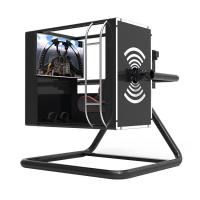Wholesale Arcade Virtual Reality Flying Simulator , Rotation Flight Pilot Simulator from china suppliers