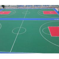 Buy cheap High Quality Basketball Court Sports Flooring from wholesalers