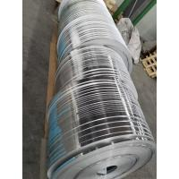 Wholesale 3003 Ho Aluminium Strips with Smooth Silver Round Edge 3.0mm * 142mm from china suppliers