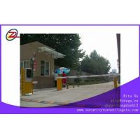 Wholesale AC 220V Access Automatic Vehicle Barriers / Safety Car Boom Barrier Gate from china suppliers