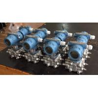 Quality High Accuracty Differential Pressure Transmitter Electrical Flow Meter for sale