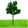 Buy cheap 7cm Plastic Miniature Model Trees , Scenery Landscape Train Model Trees Scale 1:100 G7035 from wholesalers