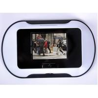 Buy cheap Doorbell Digital Peephole Viewer with 2.8inch LCD Display and Photo-shooting from wholesalers