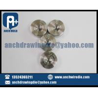Wholesale Anchors Mold Synthetic Single Crystal Diamonds wire drawing die from china suppliers