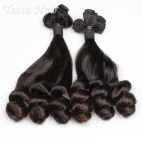 Wholesale Real Indian Funmi Virgin Hair , Remy Human Hair Weave For Black Women from china suppliers