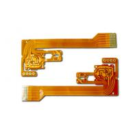 Wholesale Immersion Gold flexible pcb boards Single layer  White  screen OEM ODM from china suppliers