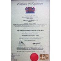 Dongguan Jinteng Precision Mould CO.,Ltd Certifications
