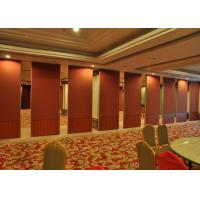 Wholesale Training Room Sliding Partition Walls  65mm Panel For Work Shops from china suppliers