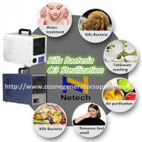 Customize Color Ozone Cleaning Machine 110V For Odor Removal CE Approval