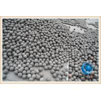 Wholesale Dia 20-150mm Mill Balls Top Rank Grinding Media Forged Steel Balls No Breakage from china suppliers