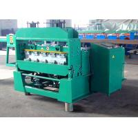 Wholesale Automatic Color Steel Arch Roof Curving Machine / Roll Forming Machine from china suppliers