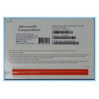 Wholesale 64Bit DVD Windows Server 2012 R2 Standard License , English Windows Server 2012 R2 Datacenter from china suppliers