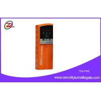 Wholesale Automatic Pay - To - Park car park ticket machines with carbon steel housing from china suppliers
