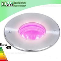 Wholesale Waterproof RGB 3W 12Volt IP67 Edison LED Inground Light from china suppliers