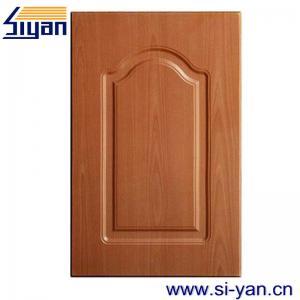 Quality width 1260mm PVC wood grain decorative foil wrap for cabinet doors for sale