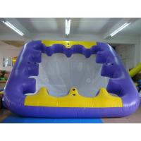 Wholesale Hiqh Quality Happy Island Inflatable Boat 12 Persons for Sale from china suppliers