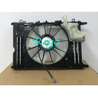 Wholesale TO3115181 Toyota Corolla Electric Engine Radiator Cooling Fans Black / White Color from china suppliers