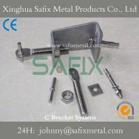 Wholesale C Bracket System / Channel Restraint/ Channel Support For Stone Cladding from china suppliers