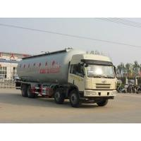 Wholesale FAW 8*4 34.9CBM bulk cement truck(CLW5310GFLC3) from china suppliers