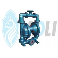 Wholesale Aluminum Double Pneumatic Diaphragm Pump Air Powered For Flammable Liquids from china suppliers