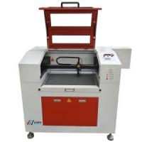 China CO2 Single Head Arts and Crafts Laser Cutting Engraving Machine (WZ6040) on sale