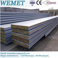 Old type rock wool fire proof insulated roof panel 960mm