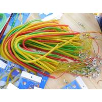 Wholesale Colorful safety fishing lanyard spring coil cable popular 5m fishing accessory for rod from china suppliers