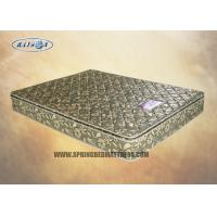Wholesale Rust Proofing Soft Pillow Top Bonnell Spring Mattress , Queen Size Foam Mattress from china suppliers