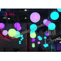Wholesale LED Light Ball Inflatable Lighting Decoration Inflatable Holiday Decor Ball from china suppliers