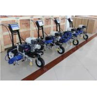 Wholesale Traffic Sign Zebra Crossing Road Line Marking Machine Gasoline Powered 5.5HP 4.0L/Min from china suppliers