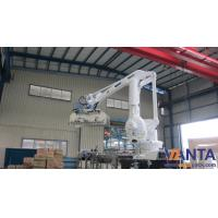 Wholesale ABB Robotic Palletizer Automatic Carton Palletizing System 180KG Robot from china suppliers