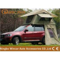 Wholesale 2 - 3 Person Car Roof Tent Camping 4WD 4 X 4 Rooftop Tents Canvas from china suppliers