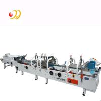Wholesale Crash Lock Bottom Folder Gluer Machine With Remote Control Airplanes 0-220m / min from china suppliers