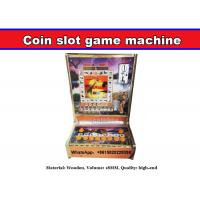 Wholesale Africa popular table top slot game machine / coin operated table top gambling machine slot roulette game machine casino from china suppliers