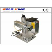 Wholesale GK-10W portable Fiber laser marking system from china suppliers