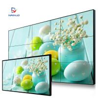 Wholesale Big Full Color Ultra Narrow HD Video Wall Advertising 46 Inch Lcd Screen from china suppliers