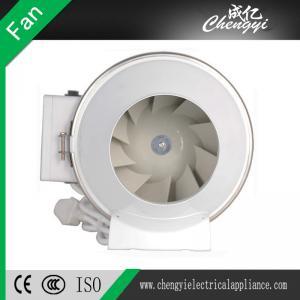China Unique HAVC System Vent 150mm Bath Inline Duct Exhaust Fan/Ventilation Fan on sale
