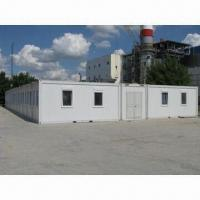 Wholesale Flat Pack Modular Buildings, Easy to Install, Customized Requirements are Accepted from china suppliers