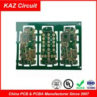 Wholesale HDI Printed Circuit Boards Blind Via PCB Burried Vias Impedance Control BGA from china suppliers